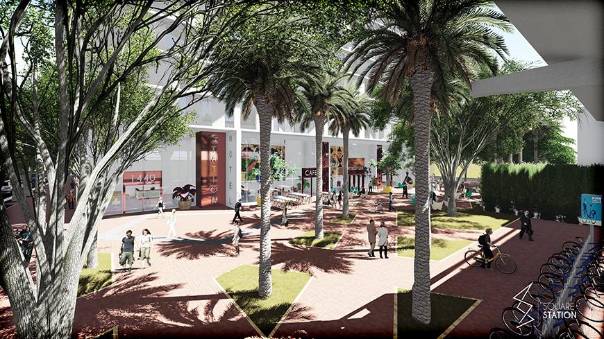 Square Station Luxury Apartment Rentals In Miami
